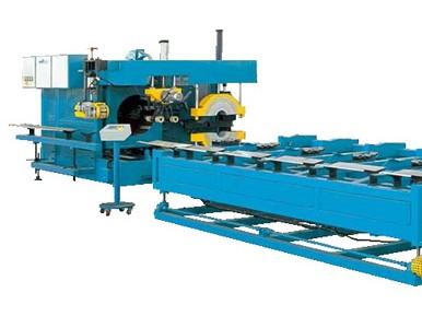 JWGK 系列全自动 PVC 管材扩口机