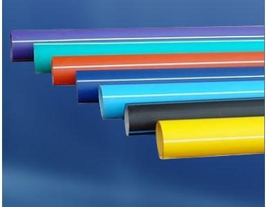 彩色HDPE硅芯管价格