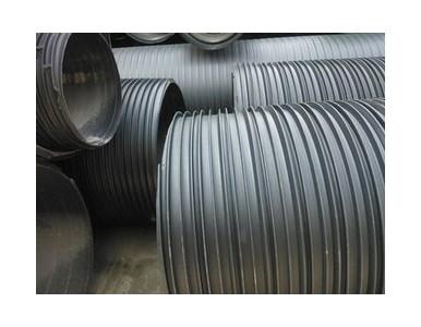 HDPE塑钢缠绕排水管销售