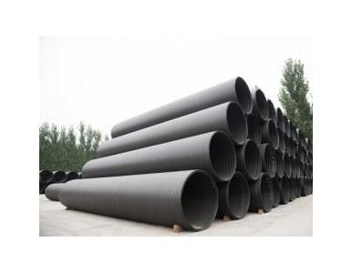 双平壁钢塑复合排水管供应