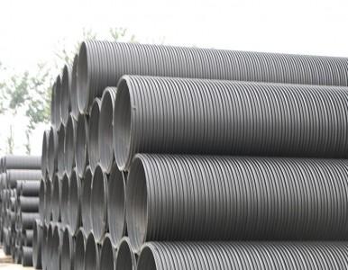 塑钢缠绕排水管承插式报价