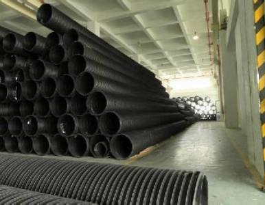 双平壁复合排水管生产价格