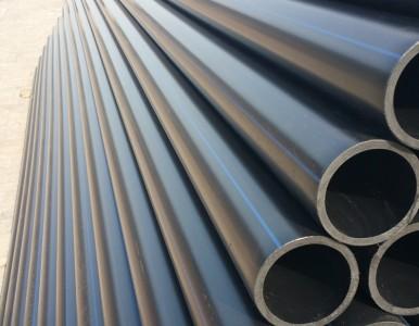 PE给水管160生产价格、国标原料管