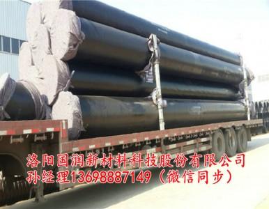 汝州DN100输水管线用3PE防腐钢管价格