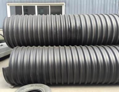SN12.5钢带增强波纹管直销厂家,国标质量价格