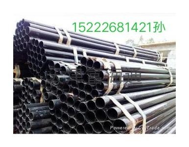 涂塑电力电缆穿线钢管(钢塑管)