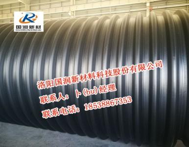 钢带波纹管 钢带波纹管应用领域