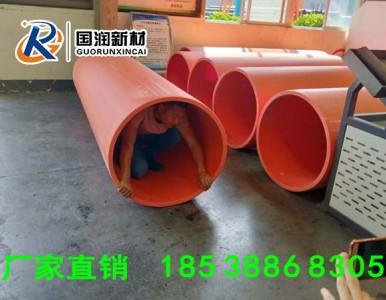 云南铁路施工用隧道逃生通道-洛阳国润新材 生产