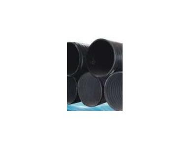 双平壁钢塑复合缠绕排水管供应厂家