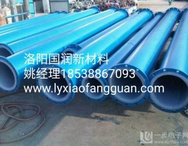 超高分子聚乙烯冶炼管道
