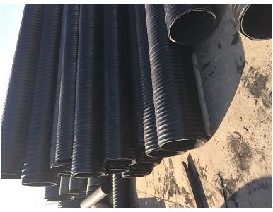 HDPE中空壁排水管报价生产