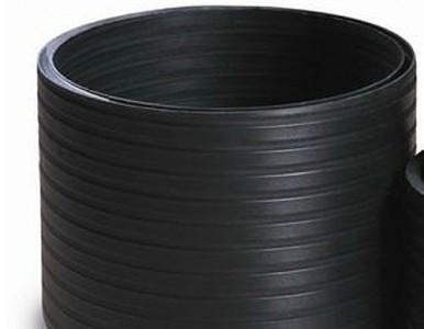 HDPE双平壁缠绕排水管销售