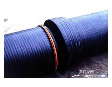 承插式HDPE钢带增强排水管报价