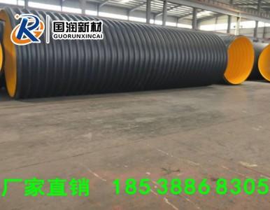 海南排海水专用钢带波纹管供应厂家