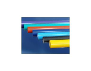 彩色硅芯管生产