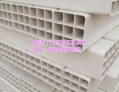 九孔方管甘肃PVC九孔方管