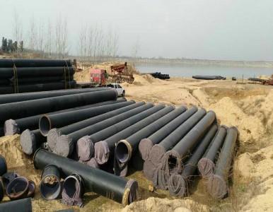 周口市DN200环氧树脂防腐管3PE防腐管道