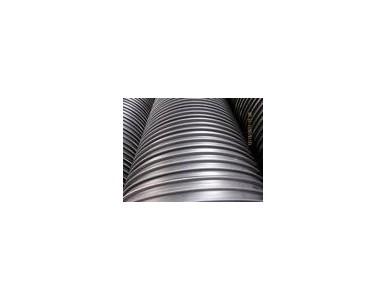 HDPE塑钢缠绕排水管批发供应