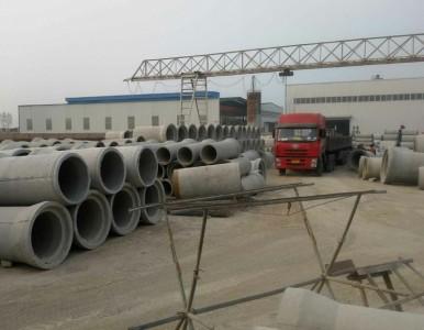 天津平口水泥管
