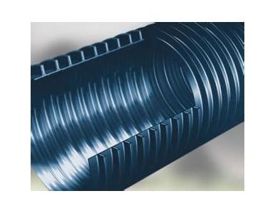 塑钢缠绕排水管承插式