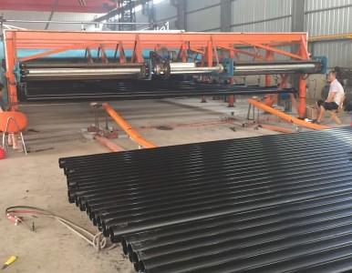 内外涂环氧树脂管聚乙烯电缆保护管