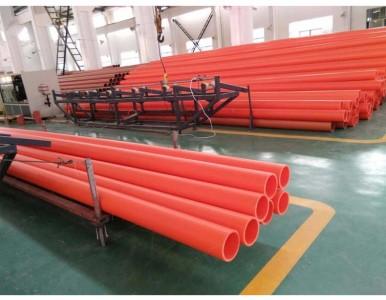 上海厂家供应MPP电力管 电缆保护管