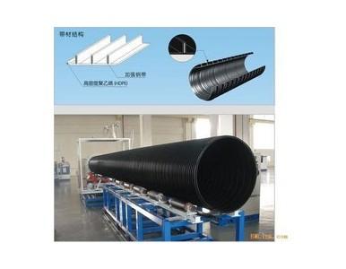 承插式HDPE塑钢管