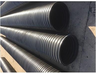 HDPE中空壁缠绕排水管