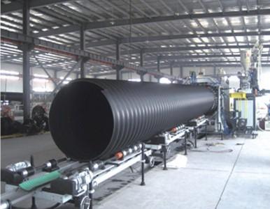 承插式钢带增强缠绕排水管供应