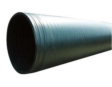 双平壁钢塑排水管