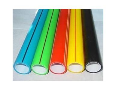彩色HDPE硅芯管供应