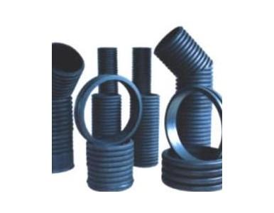 承插式HDPE钢带增强管生产
