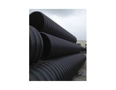 钢带增强缠绕排水管