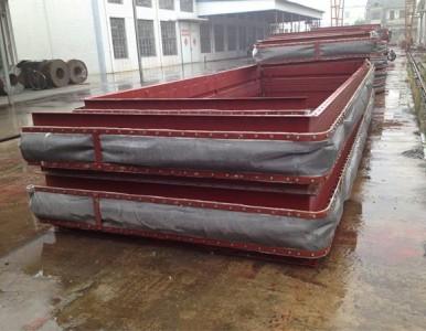 沧州长期定制耐腐矩形非金属膨胀节厂家值得信赖