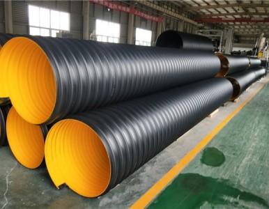 曲阜HDPE钢带波纹管的连接方法