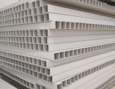 PVC矩形管衡水PVC单孔方管
