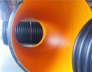 钢带增强排水管