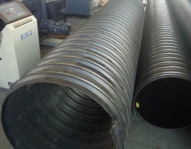 Dn600钢带增强波纹管