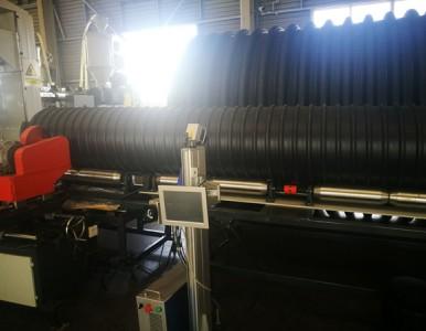 钢带螺旋波纹管生产厂家 钢带增强波纹管报价