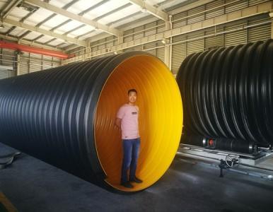 建筑耐老化钢带波纹管 钢带波纹管厂家直供