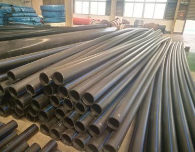 供应国润20-160PE给水管 厂家价格