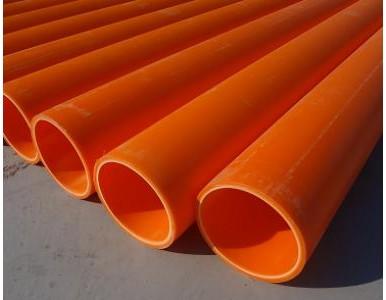MPP电力管电缆保护厂家直供润硕品牌