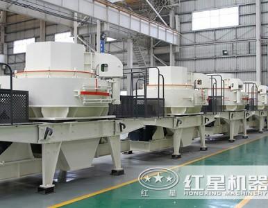 时产100-200吨风化砂制砂机型号及价格分析LYJ71