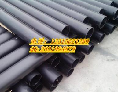 北京热浸塑电力钢管225#热浸塑钢管
