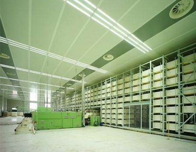 苏州瀑布新材料保温I型布风管 专业的布风管生产厂家品质保证