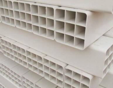 金华PVC格栅管生产厂家,107九孔格栅管专业厂家