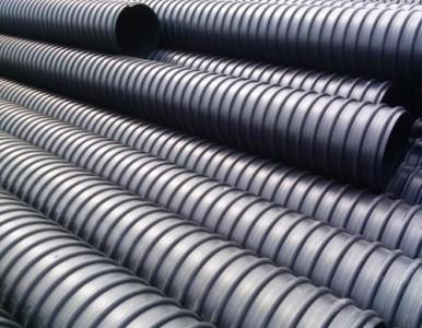 供应广东佛山中山东莞广州珠海江门HDPE塑钢缠绕排水管