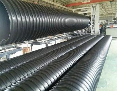 嵩县2600钢带聚乙烯波纹管
