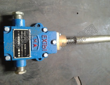 GUJ30堆煤传感器、带式输送机综合保护装置