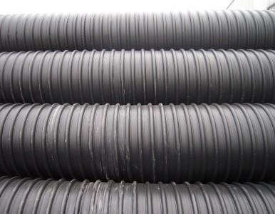 湖南PE钢带管增强管螺旋波纹管大口径波纹排污连接知识